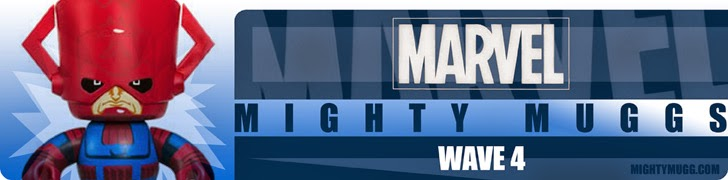 Marvel Mighty Muggs Wave 4 Banner