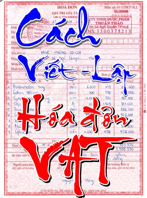 Hóa đơn VAT
