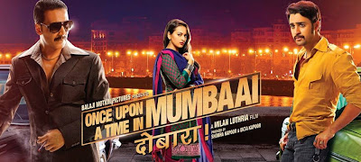 Once Upon A Time In Mumbaai Dobara (OUATIMD) (2013) Release Date, Star, Cast and Crew, Trailer, Hindi Movie