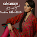 Umer Sayeed Festival 2014-2015 | Al Karam Eid Collection 2014 2015