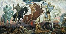 Os Quatro Cavaleiros do Apocalípce