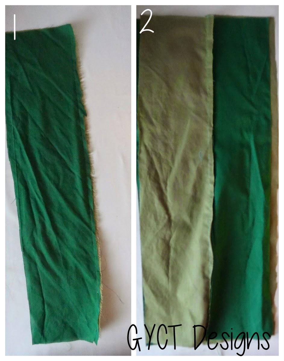 DIY Anna Coronation Dress Tutorial by GYCT