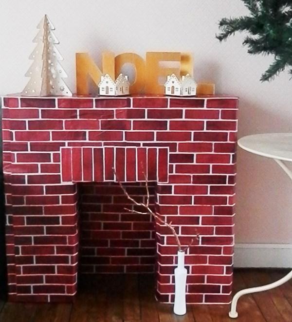 Häufig Ma cheminée est en carton - Caro Dels - Blog DIY et loisirs créatifs PR04