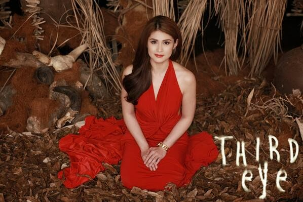 Carla Abellana Third Eye