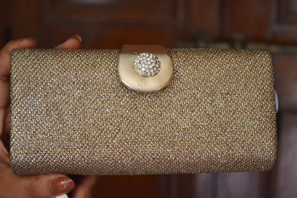 Box Clutch bag india