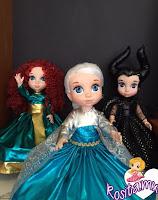 Muñecas princesas $180. 00 Pesos