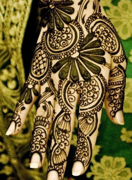 best mehndi designs for girls