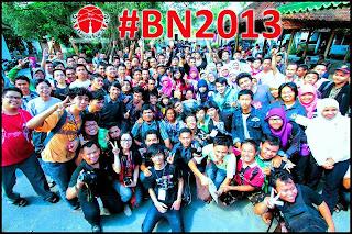 Reportase Kopdar Blogger Nusantara #BN2013 yogyakarta