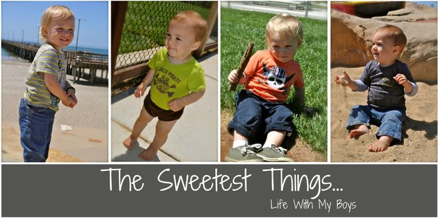 The Sweetest Things...