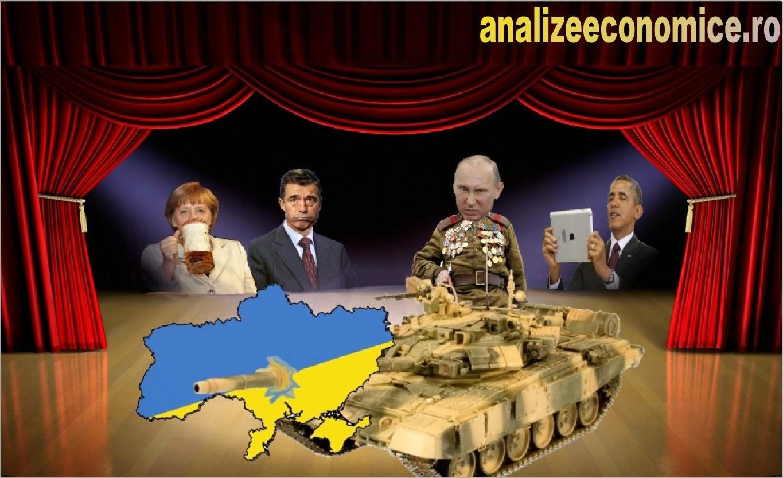 În geopolitică, rușii joacă șah, iar americanii McDonald`s
