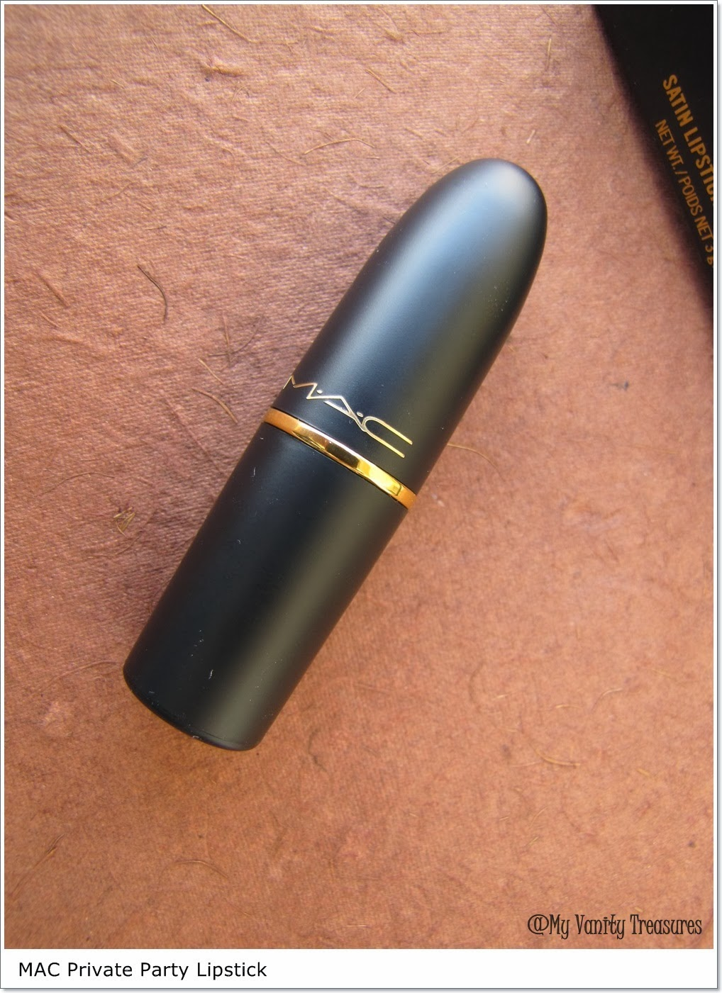 MAC Private Party Lipstick