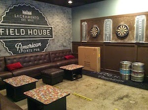 Field House Sports Bar Arden-Arcade