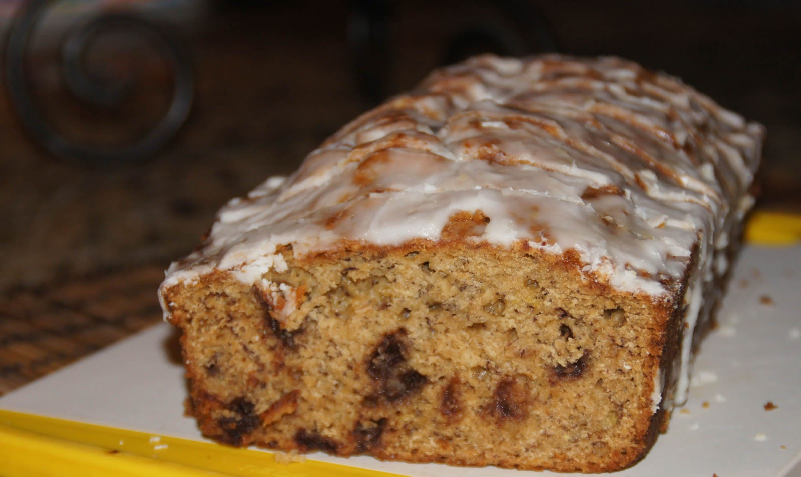 Little Bit of Everything: Lemon Olive Oil Banana Bread