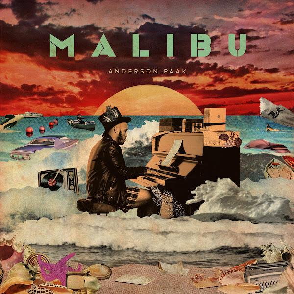 Anderson .Paak - Malibu Cover
