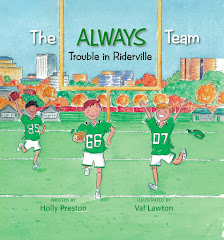 The Always Team : Trouble in Riderville (2011)