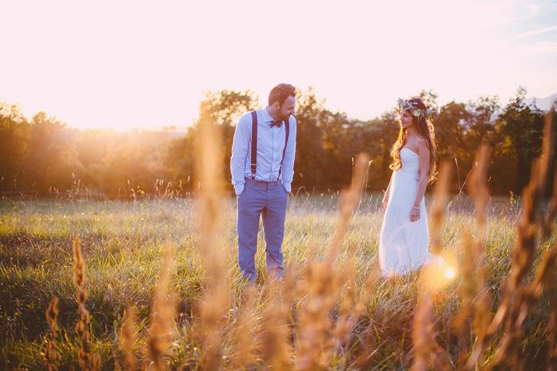 La boda en el campo de Mónica&David, por Loveandhappiness