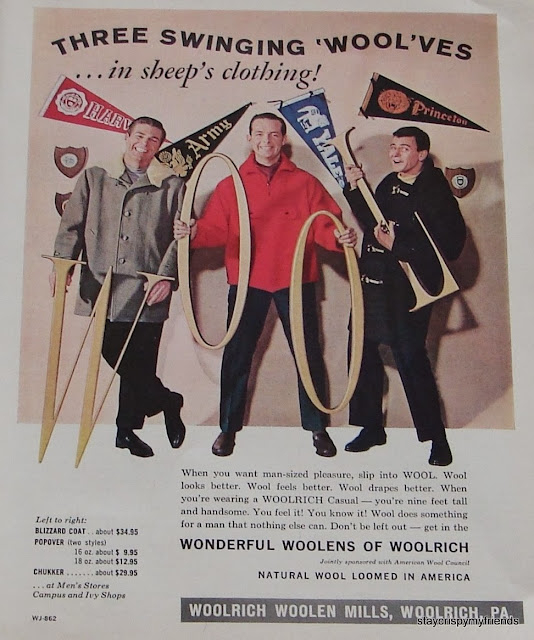 WoolRich Woolen Mills