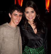 Adal and Natália Guimarães