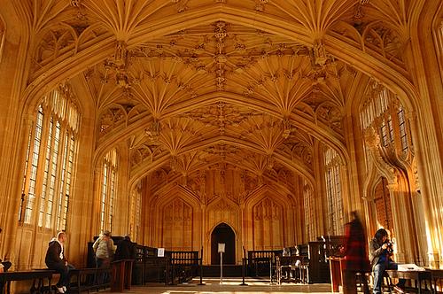Dissertation oxford university library