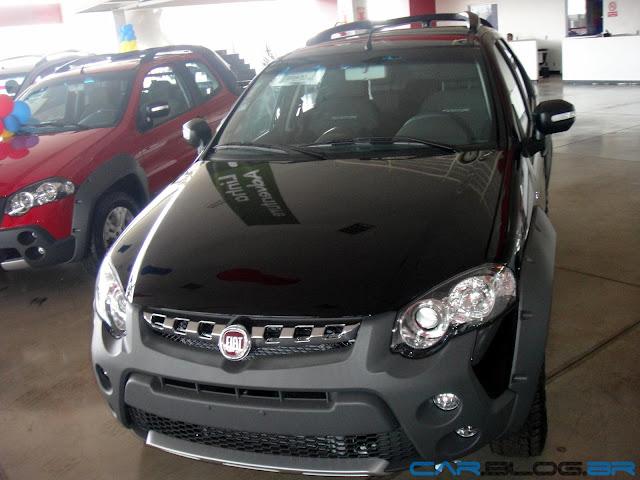 Fiat Palio Adventure 2013
