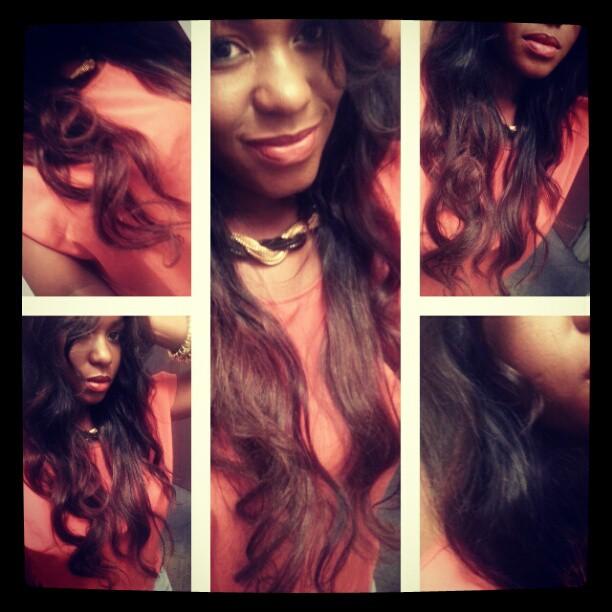 Biba Bleu Dark Ombre Hair Colour For Dark Skin Tone