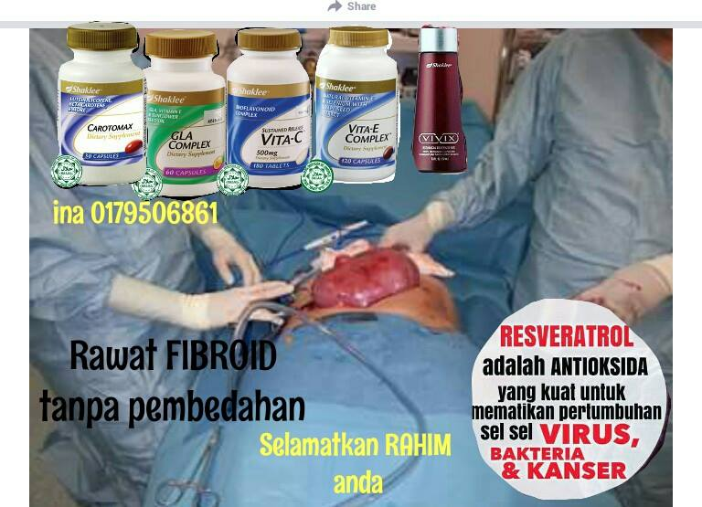 SET FIBROID / cyst