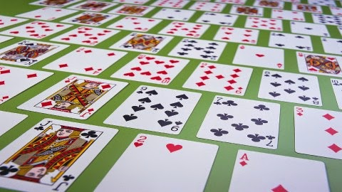 LEARN TO READ PLAYING CARDS!