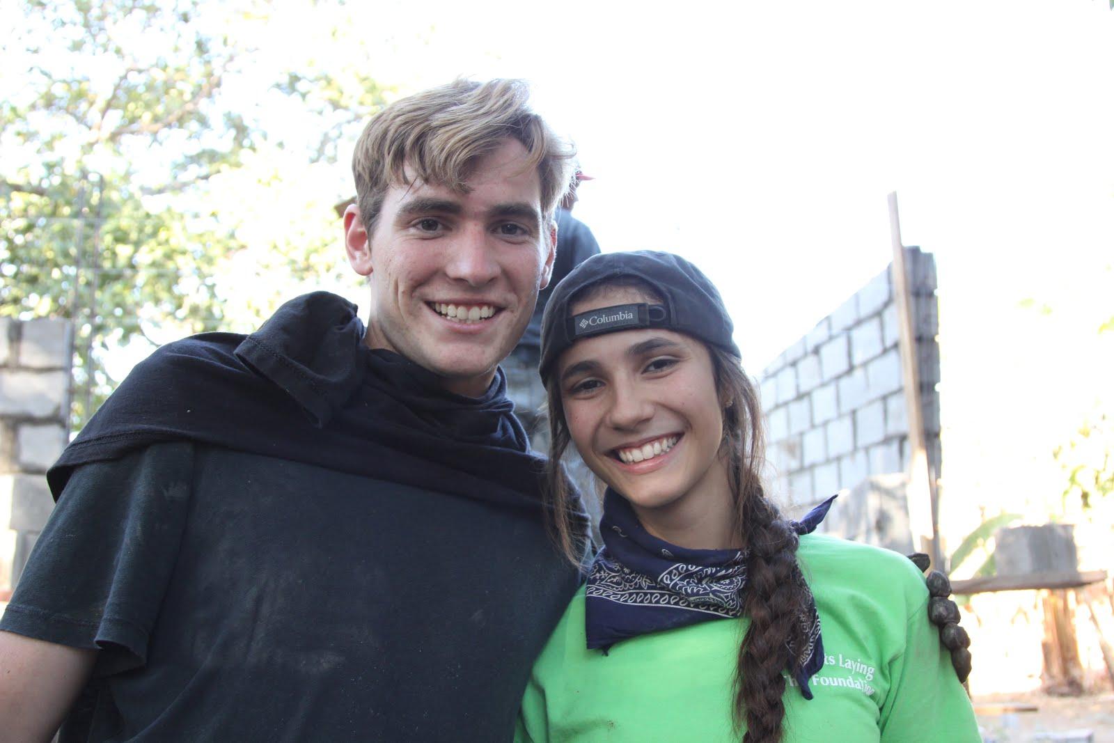 Landon & Maria