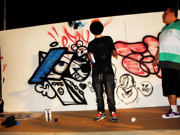 Oficinas de graffiti