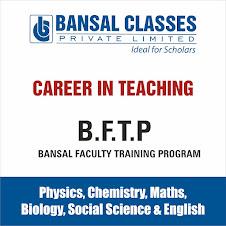 Career in Teaching...