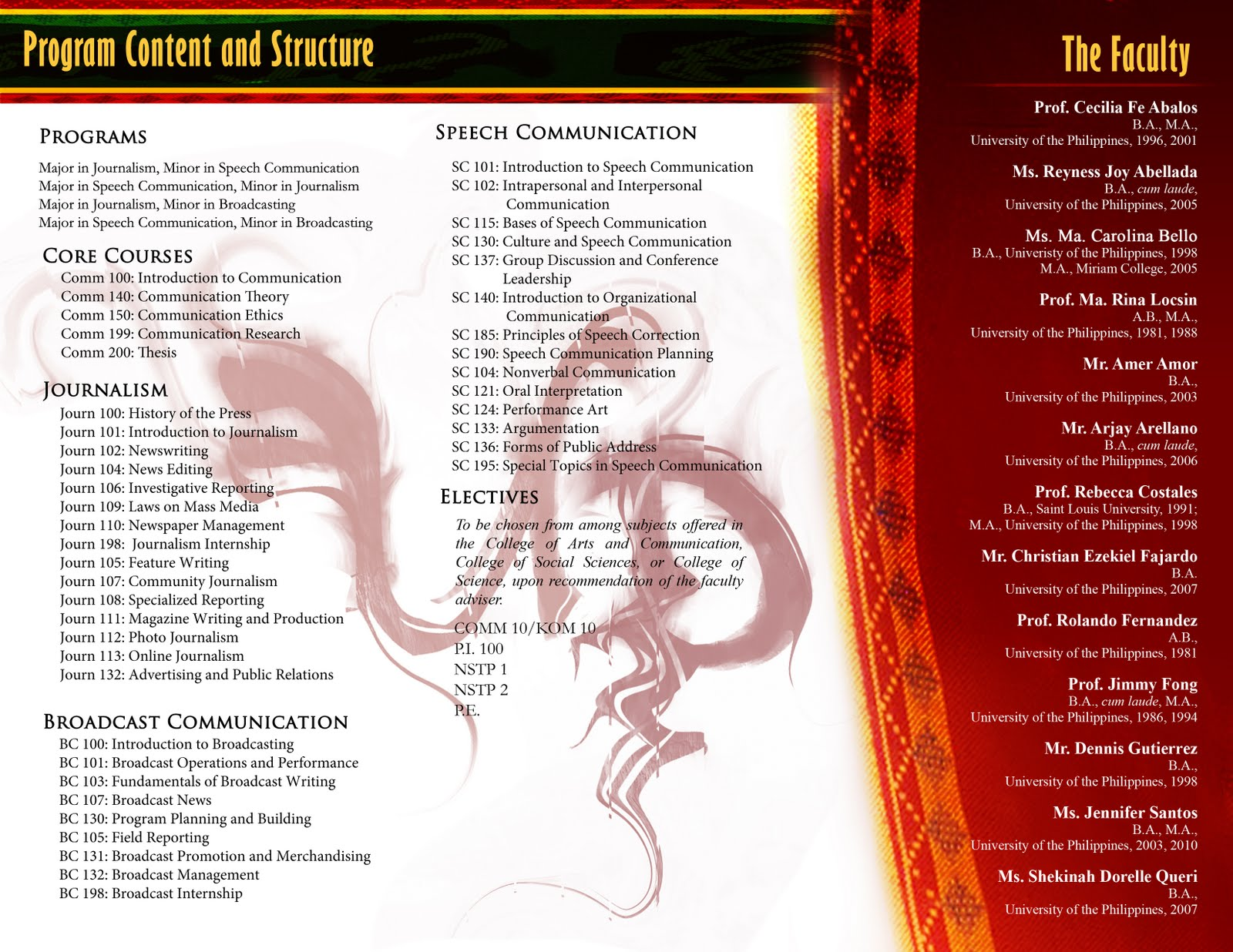 logos and brochures sample brochures