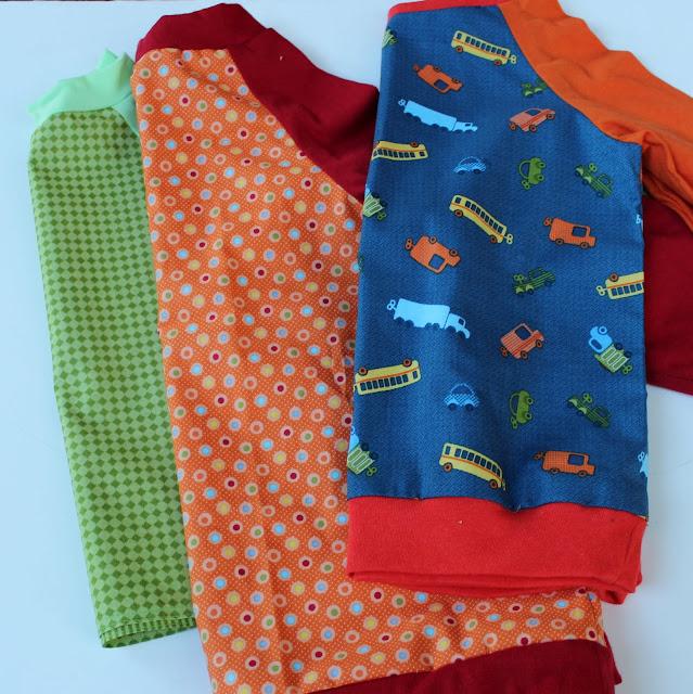 raglan tshirt pattern