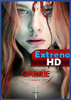 Carrie (2013) | DVDRip Latino HD Mega