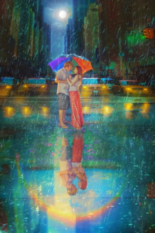 Lilia Osipova deviantart manipulação digital photoshop ilustrações fantasia surreal psicodelia Amor