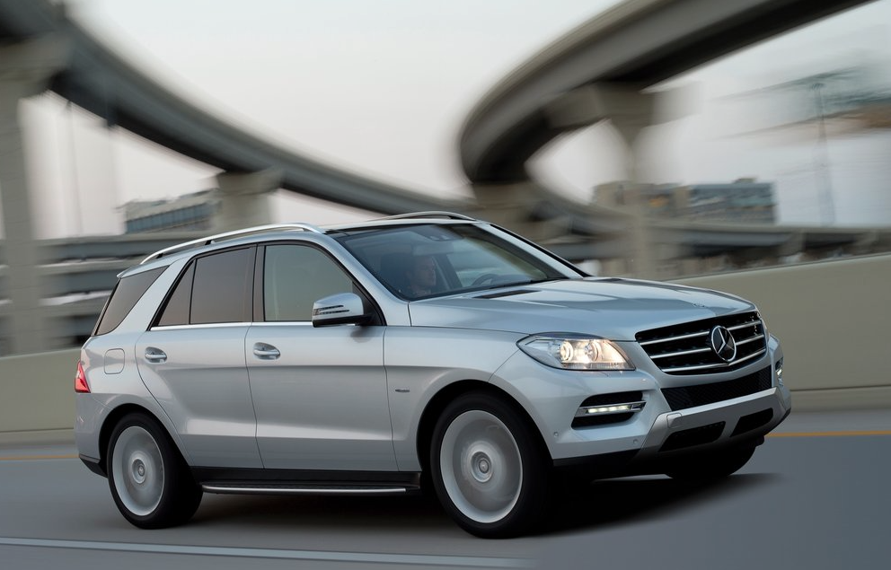 2012 Mercedes-Benz ML