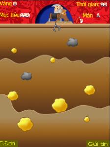 Tải game java đào vàng cho di động