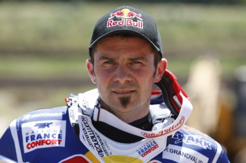 Cyril Despres en Jujuy, Argentina. Dakar Series