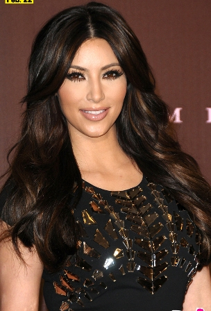 Kardashian Short Hair on Hairy Tails  Kim Kardashian S Best Hair Look Bangs Or No Bangs