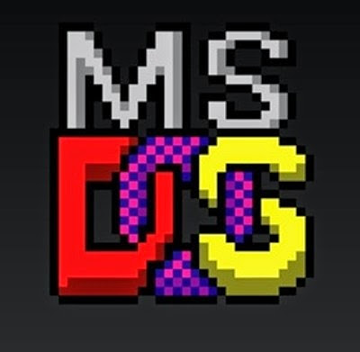 Microsoft ms-dos dross