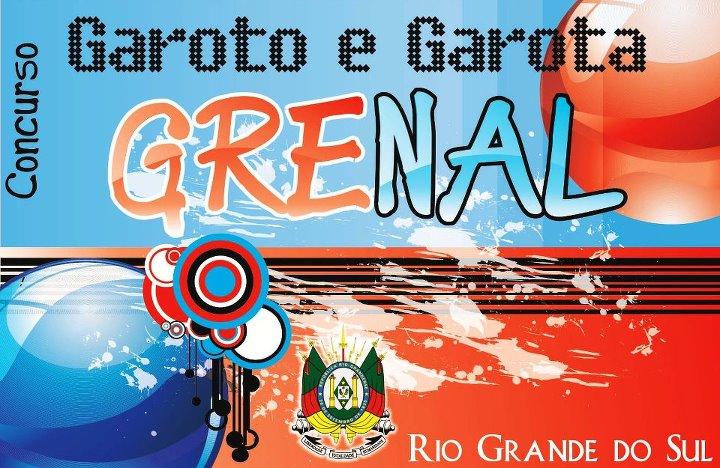 Concurso Garoto e Garota Grenal 2012