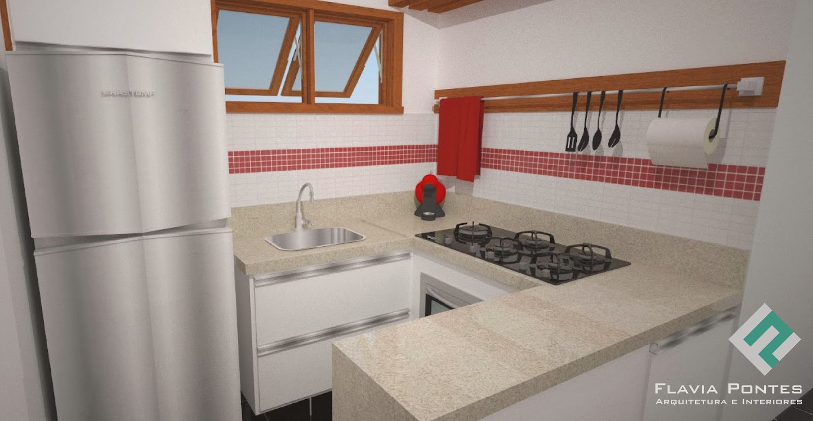 #7D412D quinta feira 28 de novembro de 2013 1600x829 px Projeto De Cozinha Com Sala Pequena #2847 imagens