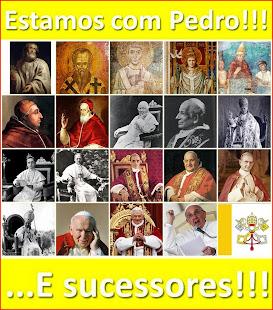 Em Obediência e Comunhão com o Papa