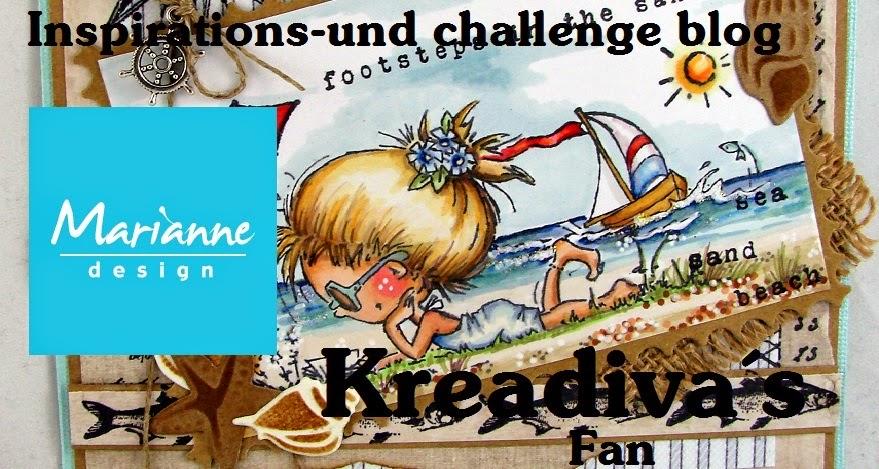 Marianne Design kreadivas blog