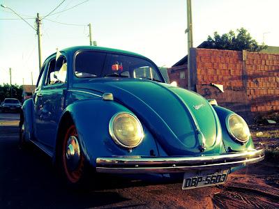 VW Fusca 1971 - 1500 (Pitoko) Uykyuk