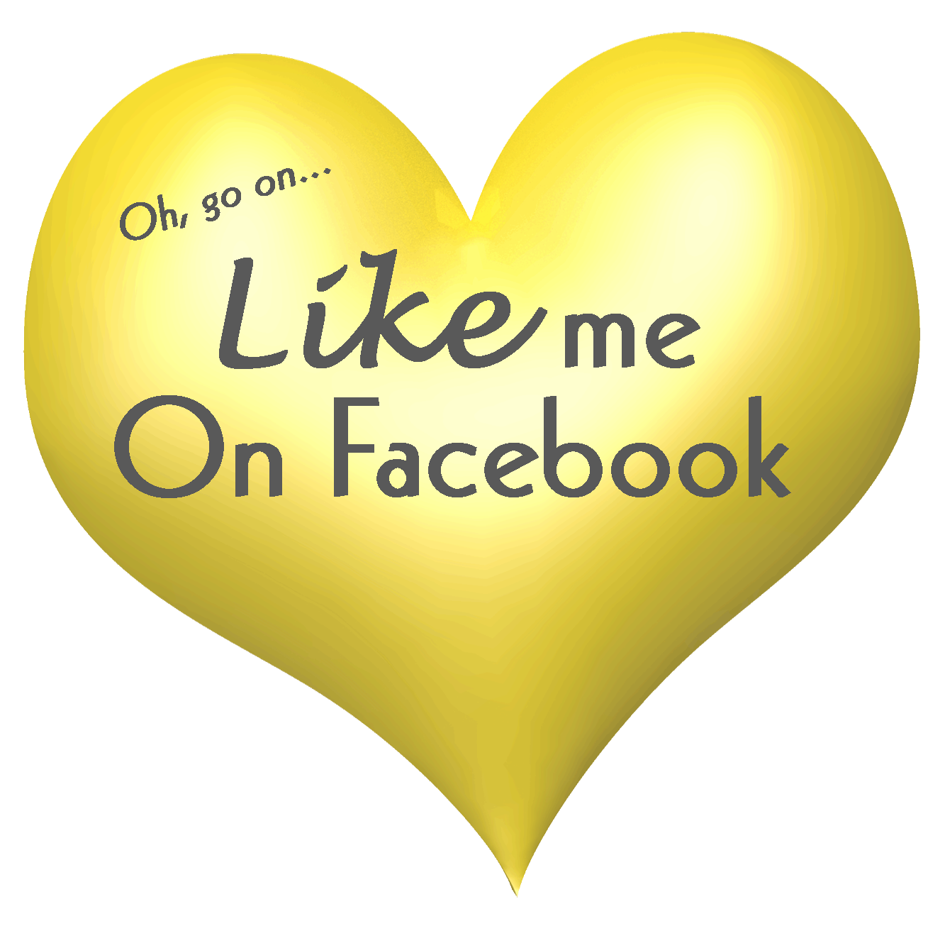 'Like' my Author Facebook Page