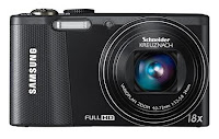 Samsung WB750 Camera with 18x Optical Zoom