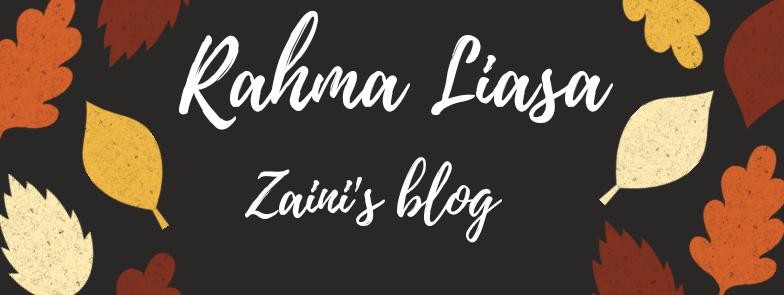 Rahma Liasa Zaini