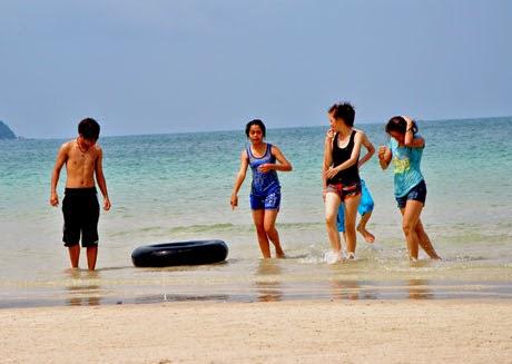 Hà Nội - Vân Đồn - Đảo Quan Lạn 2 ngày.
