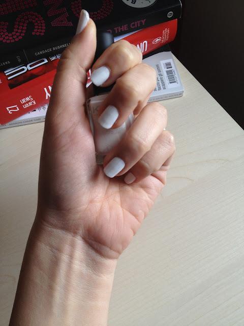 A bit of White!
