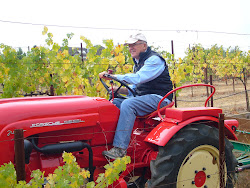 The Boss and his Tractor